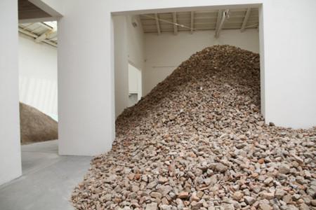 El pabellón español en la Biennale di Venezia es una escombrera