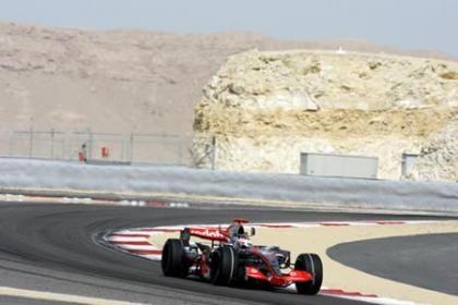 Alonso transmite optimismo oficial