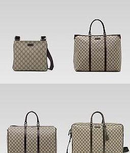 Gucci y su nueva colección de viaje