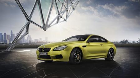 BMW M6 Celebration Edition: o lo ves aquí o lo verás en Japón