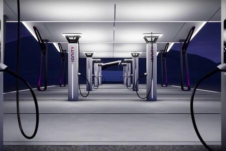 ionity red de carga coche eléctrico