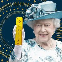 10 años después, la Wii de Oro de THQ ha sido encontrada. Y no la tenía la Reina de Inglaterra