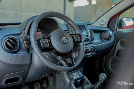 Fiat Mobi 2021 Prueba De Manejo Opiniones Mexico48