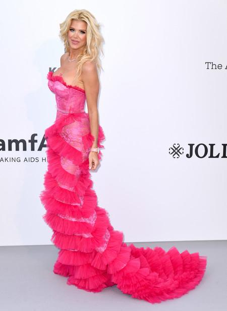 Victoria Silvstedt gala amfar 2019