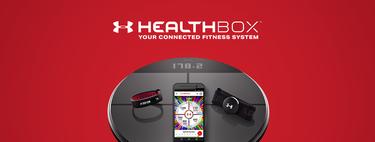 HealthBox de Under Armour, análisis: así es el que aspira a ser un sistema integral de fitness