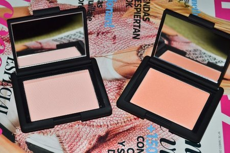 Probamos los coloretes de NARS: Sex Appeal y Enchanted