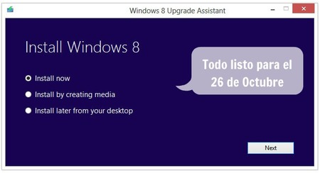 Windows 8 llegará a finales de Octubre para facilitar la revolución táctil a Windows