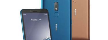 Nokia C3: conectividad 4G y pantalla con resolución HD+ para el nuevo todoterreno básico de Nokia