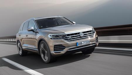 Volkswagen vuelve a apostar por el Touareg V8 TDI, ahora con 421 CV y 900 Nm