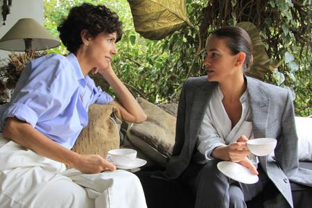 Cadete Laura Y Natalia