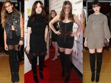 """Claves de estilo para este otoño-invierno 2008/09: botas tipo """"Pretty Woman"""""""