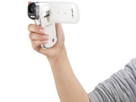 Sanyo afianza sus videocámaras que graban a 1080p con las nuevas Xacti CG100 y GH1