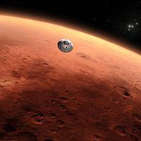 La estudiante de ingeniería quiere mandar una cápsula del tiempo a Marte