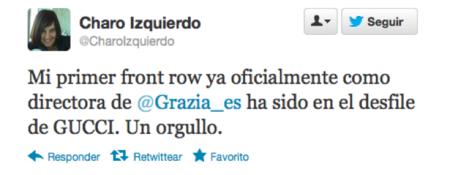 Grazia Spain