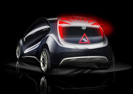 EDAG Light Car, prototipo eléctrico para el Salón de Ginebra