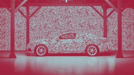Ya puedes adivinar las formas del nuevo Audi A5 Coupé que se presentará mañana