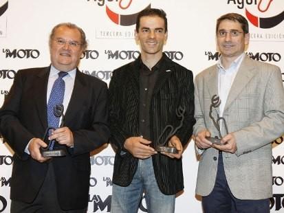 Premios César Agüi de la Moto 2007