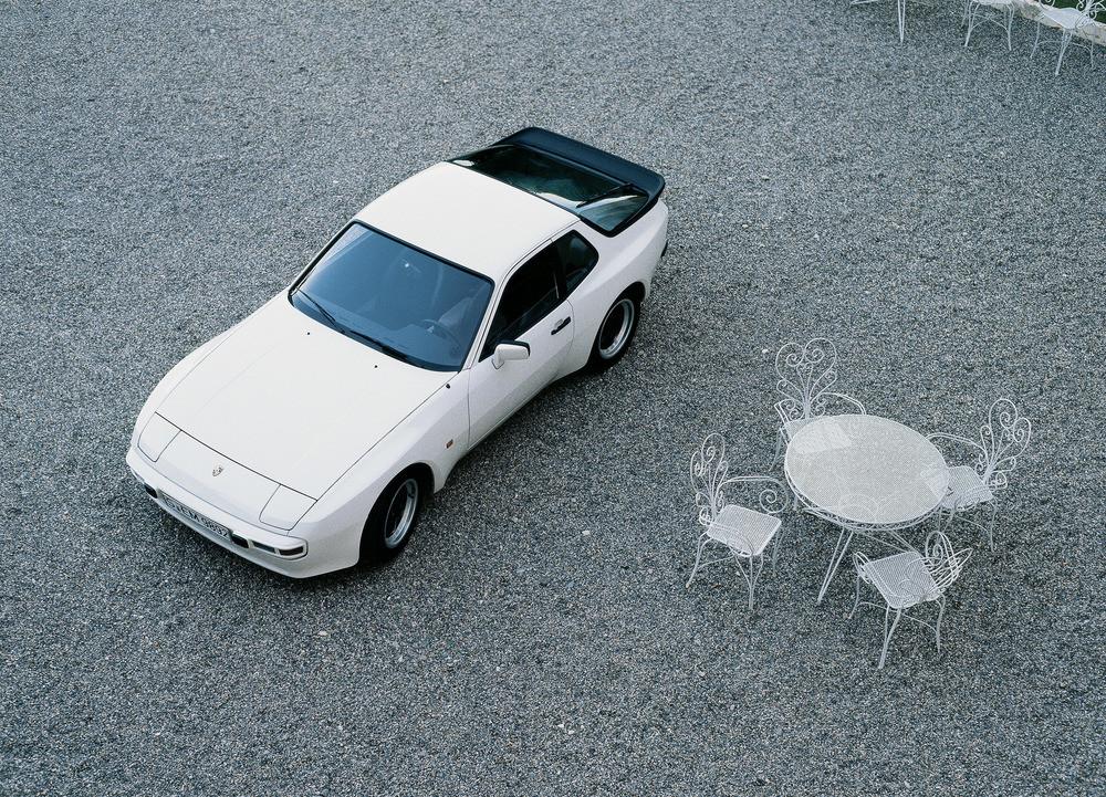 Historia de Porsche de 1940 a 1980