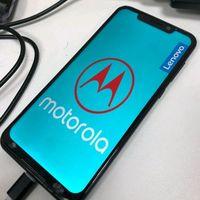 Motorola One Power aparece en una foto, así es el próximo smartphone de la compañía con Android One