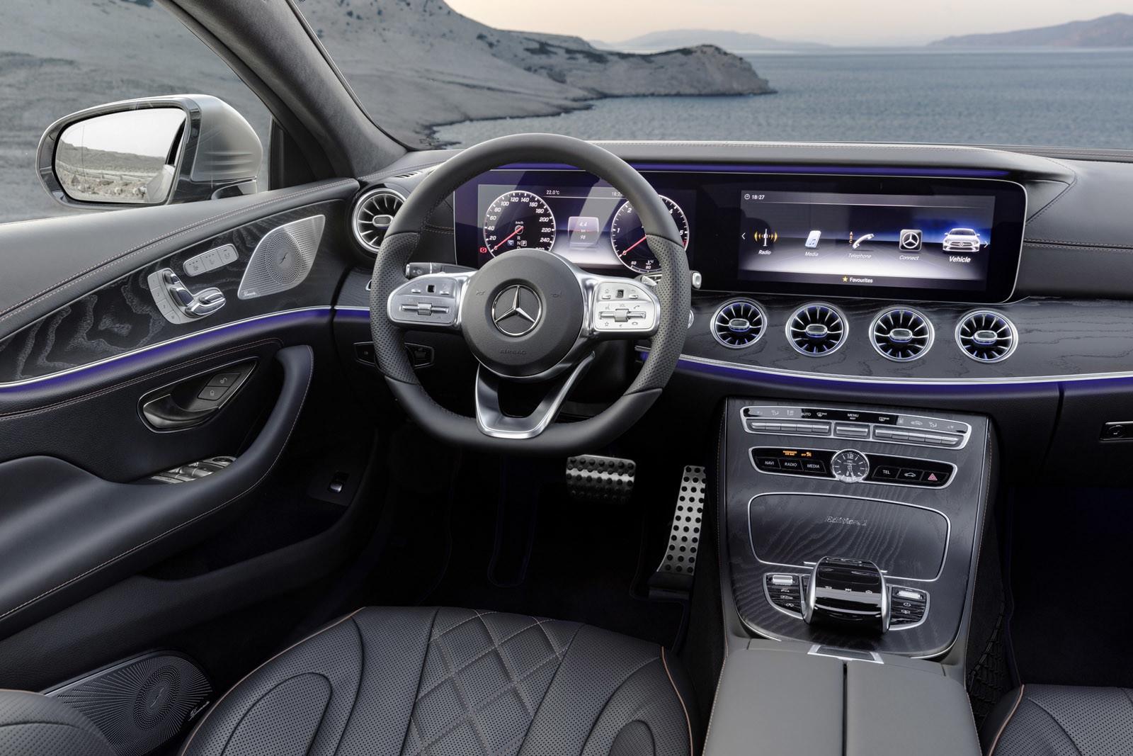 Foto de Mercedes-Benz CLS Coupé 2018 (24/56)