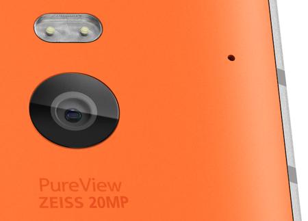 Cámara Lumia 930