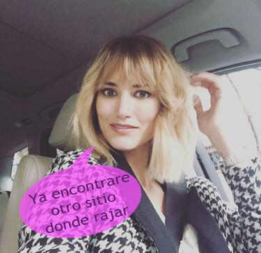 Año nuevo, adios a Instagram de Alba Carrillo y candadito para Malena Costa