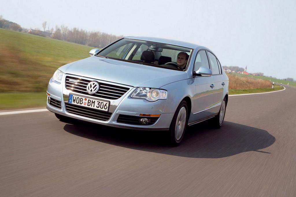Foto de Volkswagen Passat Bluemotion (4/4)
