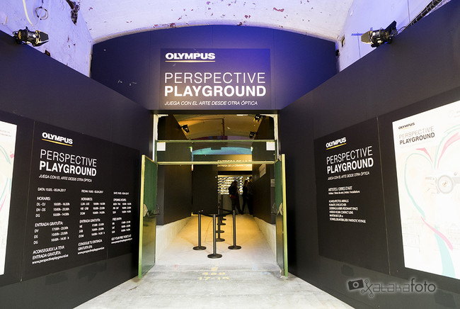 Olympus Perspective Playground Barcelona 001