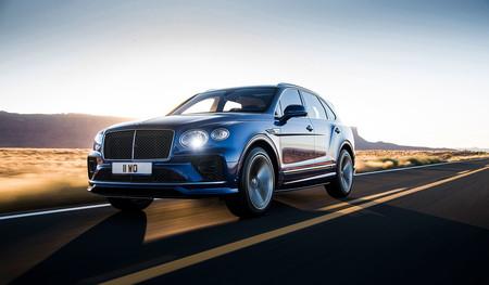 El Bentley Bentayga Speed se ha renovado con una nueva estética y se mantiene como el SUV más rápido, con 635 CV y 306 km/h
