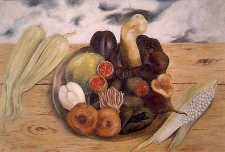 Pinturas Frida Kahlo Inspiradas Comida Frases Mas Inspiradoras Frutos