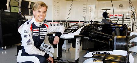 Susie Wolff estrenará el Williams FW35