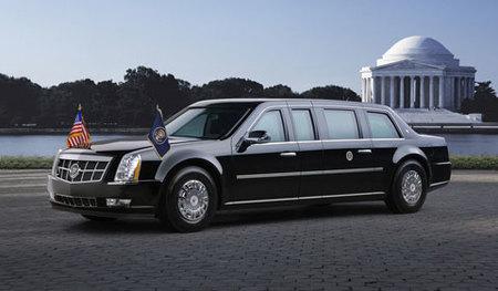 Barack Obama estrenará limusina con el cargo