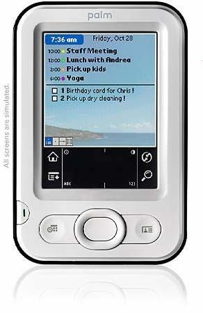 Palm presenta sus nuevas PDAs: Zire 22 y Tungsten TX