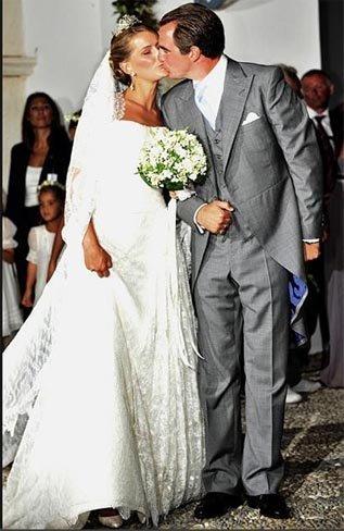 boda real griega