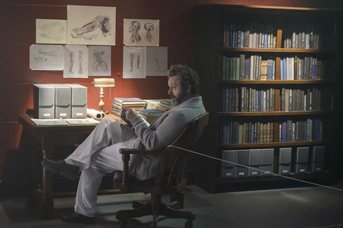 'Prodigal Son': Michael Sheen es un psicópata en un sólido drama criminal que no huye de lo grotesco