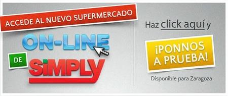 Los supermercados SIMPLY ofrecen 5 euros de descuento en Aragón