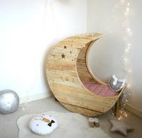 Una cuna para dormir en la luna