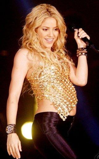 Shakira, la que se te avecina querida: de aquí a un par de días ya te han encasquetado un embarazo