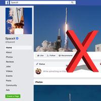 Elon Musk borra las páginas de Facebook de Tesla y SpaceX en apoyo a #DeleteFacebook