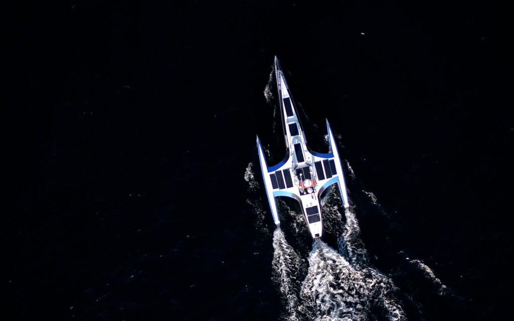 A falta de tripulación, buenos son sensores: este es el IBM Mayflower, el barco autónomo (y solar) que quiere cruzar el Atlántico