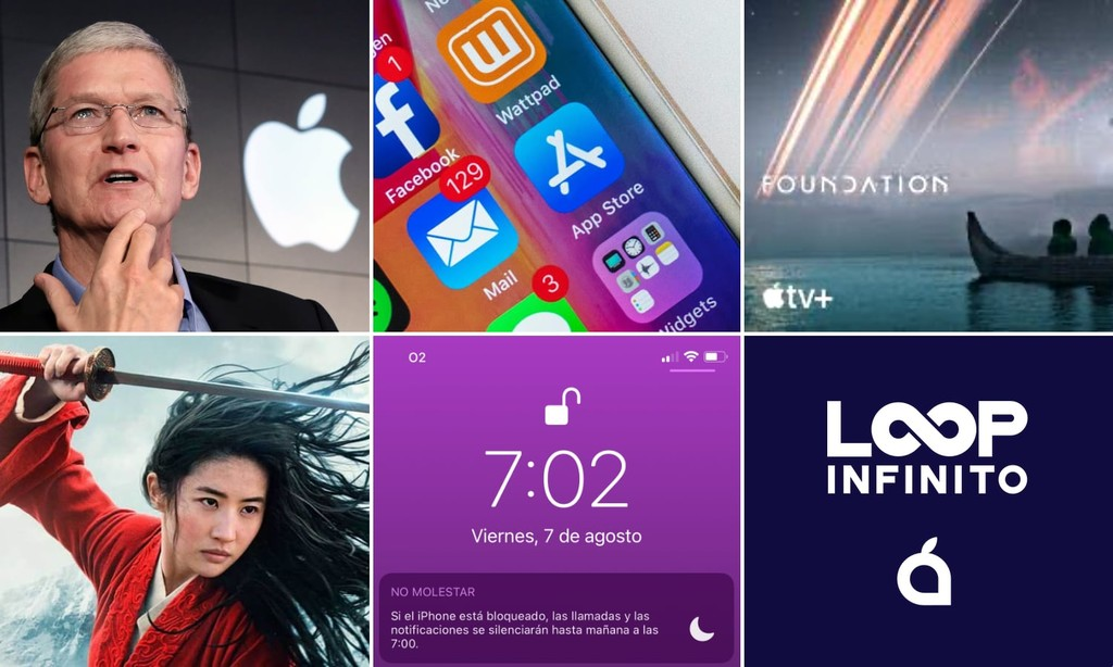 El globo sonda de Disney, lo que viene a Apple TV+, la introspección de la App Store... La semana del Podcast Loop Infinito