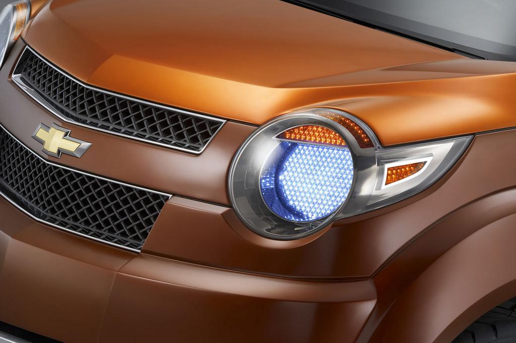 Foto de Chevrolet Trax Concept (9/11)