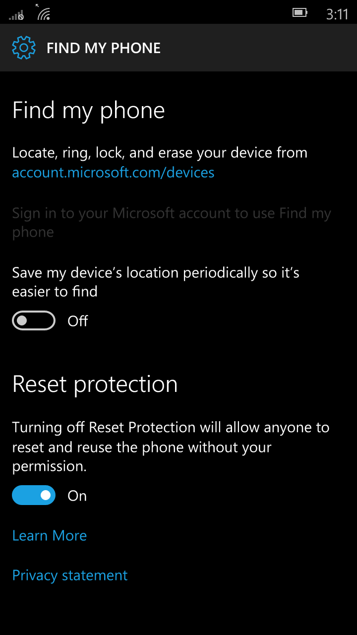 Foto de Windows 10 Mobile build 10136 (85/92)