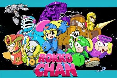 'Rokko Chan', la versión femenina y gratuita de 'Mega Man'