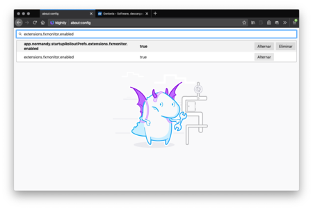 Activar Firefox Monitor