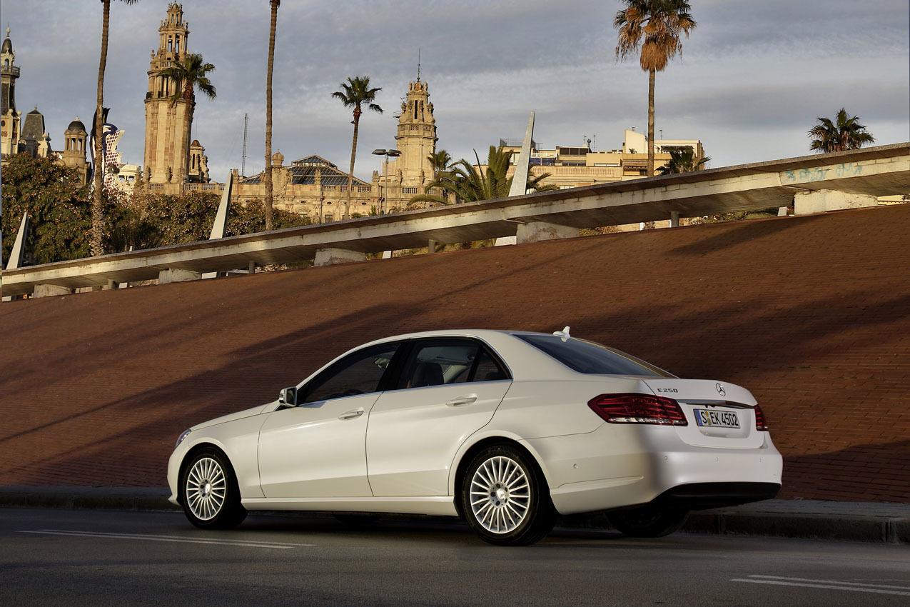 Foto de Mercedes-Benz Clase E 2013 (presentación) (26/48)