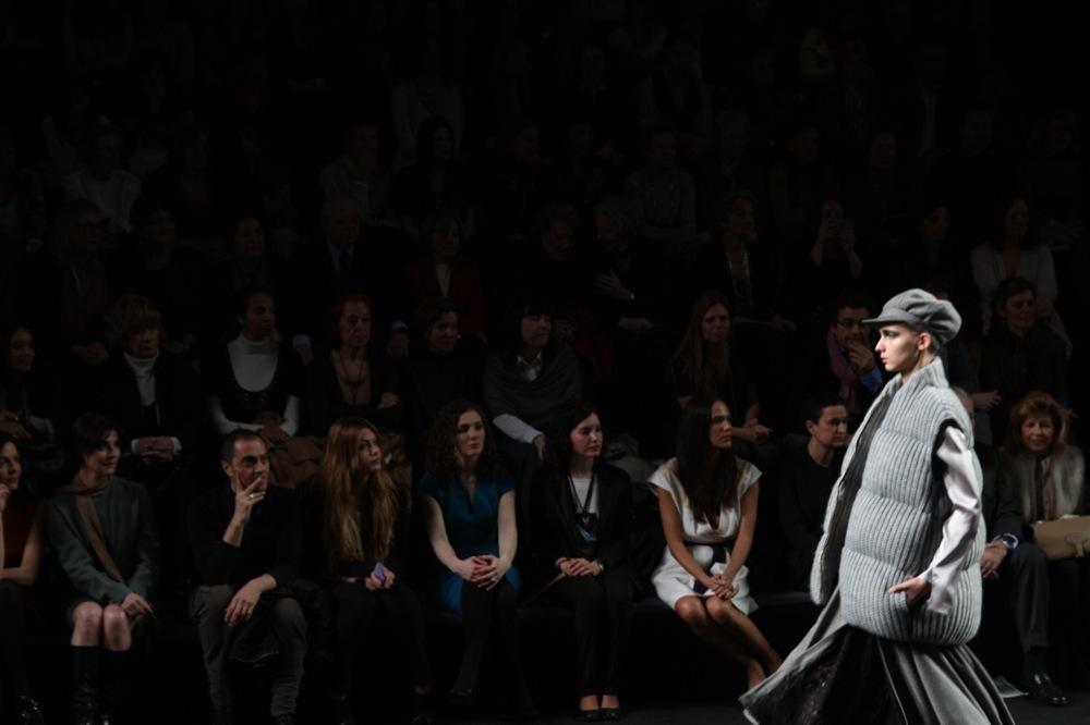 Foto de Jesús del Pozo en la Cibeles Fashion Week Otoño-Invierno 2011/2012 (16/71)