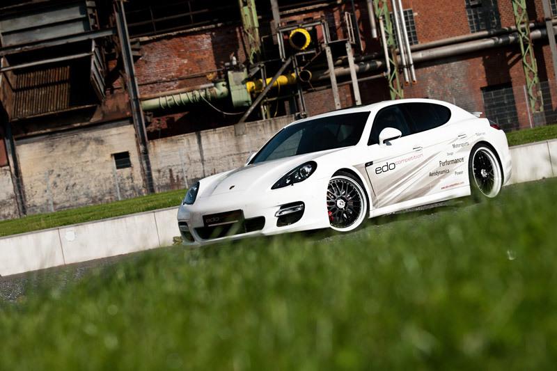 Foto de Porsche Panamera Turbo S por edo competition (2/28)