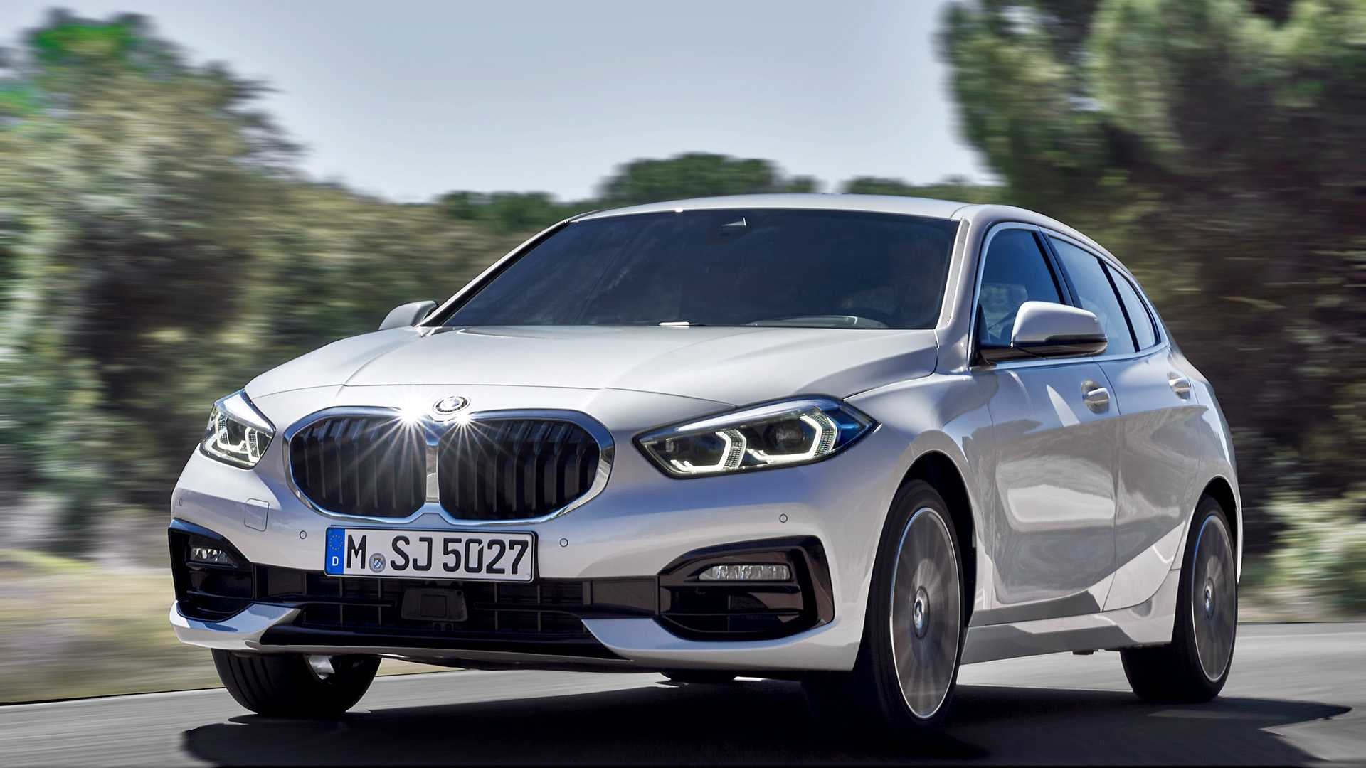 Foto de BMW Serie 1 2020 (20/66)