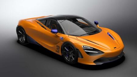 El McLaren 720S Daniel Ricciardo Edition se viste con los colores de su Fórmula 1 para sólo tres unidades